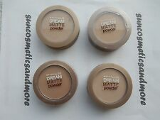 (One) Maybelline New York Dream Matte Powder 3 Shades to choose from