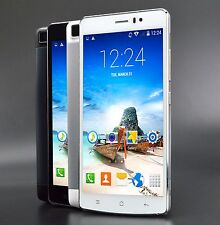 "4GB 5MP 3800mAh MTK6572 Dual Core QHD 5.5"" Android 4.4 Unlocked Smartphone"