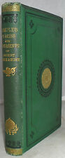 Temples, Tombs, and Monuments of Ancient Greece and Rome Adams, W. H. Davenport