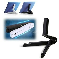 Fold-up Stand Holder Bracket for Apple iPad Mini/Kindle Android Tablet Portable
