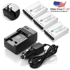 For FUJIFILM FUJI NP-45 NP-45A Battery FinePix XP60 XP50 T550 JX700 + Charger