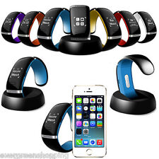 Bluetooth Sports Watch Smart Bracelet Pedometer Music Player for Samsung HTC LG