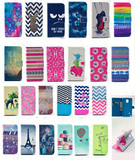 Fashion Lovely Wallet Card Stand Flip PU Leather Soft TPU Cover Case For Phone