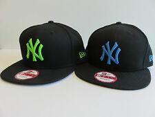 NEW ERA MLB 9FIFTY BASEBALL CAP NEW YORK YANKEES 4 FARBEN SONDERANGEBOT TOP!!!
