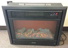 "RV ELECTRIC FIREPLACE 23"" WITH REMOTE AND  FRONT--Read Description"