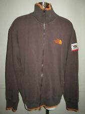 MENS THE NORTH FACE CALIFORNIA REPUBLIC 1970'S FIRST ASCENT SWEATSHIRT JACKET L
