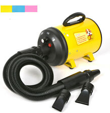 Portable Dog Cat Pet Grooming Hair Dryer Pet Hairdryer machine with Heater 2800W