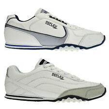Mens Casual Retro Lace Up Walking Running Gym Trainers Pumps Driving Shoes Size