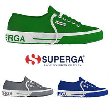 SUPERGA - SCARPE SNEAKERS SHOES UNISEX UOMO DONNA SPORT RUNNING 2750 PLUSLCOTU