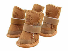 New Fancy Dress up Pet Dog Chihuahua Boots Puppy Shoes For Small Dog XS S M L XL