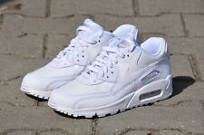 Nike Air Max 90 2007 (GS) White 307793-167  US 4.5Y - 7.0Y