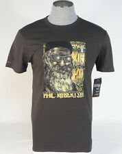 Under Armour Phil Robertson Arise Kill Eat Green Short Sleeve T Shirt Mens NWT