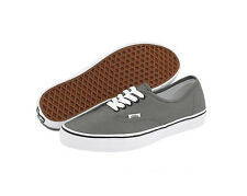 VANS AUTHENTIC PEWTER BLACK VN 0JRAPBQ  CORE CLASSIC CANVAS MEN