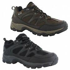 Hi-Tec ALTITUDE TREK LOW i Mens Leather Waterproof Walking Hiking Trekking Shoes