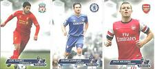 2013 TOPPS PREMIER GOLD EPL FOOTBALL/SOCCER BASE CARDS  #1-50 CHOOSE YOUR PLAYER
