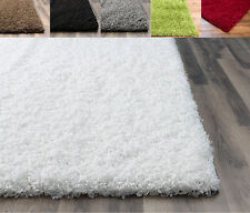 5x7 Shag Area Rugs, Solid Colors Soft & Thick Reg $199 - SAVE 50%