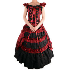 With small size lolita dress adult party victorian medieval ball gowns halloween