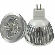 2PCS 12W MR16 LED bulb 4*3W Spotlight lamp downlight GU5.3 white lighting