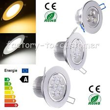 Dimmable 9W 12W 15W 18W Cree/Epistar LED Ceiling Down Light Recessed Lamp Bulb