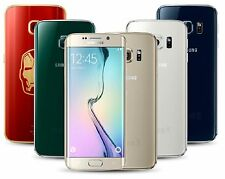 New Samsung Galaxy S6 Edge SM-G925F 4G LTE 16MP (FACTORY UNLOCKED) 64GB Phone