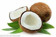 Coconut Oil, 100% Organic PURE Natural 25g - 5kg 500g 1kg. Edible, for cooking