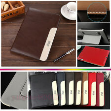 Luxury Leather Ultra Thin Smart Stand Case Cover for iPad mini/2/3/4/5/Air/Air2