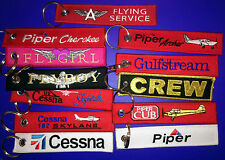 Tags: Piper Cessna Mooney Gulfstream for pilots & owners, parts keychain keyring