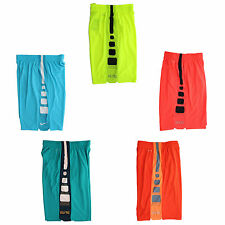 New Nike Mens Elite Dri Fit Basketball Shorts 545477 S M L 2XL $45