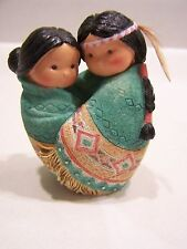 Friends of the feather Many Moons Thanksgiving Autumn Karen Hahn Enesco 1995