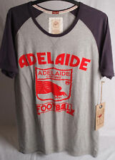 First 18 Official AFL Adelaide Crows Vintage Footy Tee