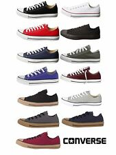 Converse Chuck Taylor Ox All Star Low Top Sneakers All Colors All Sizes BNIB