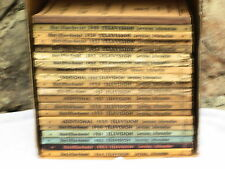 Most-Often-Needed TV Servicing Information. Manuals range from 1947-1964 Box - E