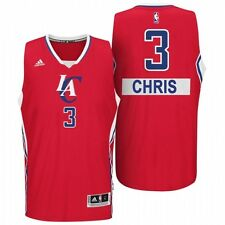 LA Clippers Chris Paul Adidas 2014-15 Christmas Day YOUTH Swingman Road Jersey