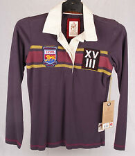 First 18 Official AFL Brisbane Lions Ladies Rugby Top