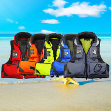 Sports Adult Safety Foam Swimming Buoyancy Aid Kayak Sailing Life Jacket Vest
