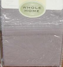 Whole Home 350 Thread Count Egyptian Cotton Pillowcases - Set of 2 -VARIOUS SIZE