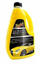48 oz Meguiar's Ultimate Wash and Wax Soap Cleaner Suds Gloss Shine Car Truck