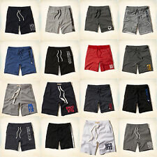 Nwt Hollister By Abercrombie Mens Fleece Jogger Athletic Sweat Shorts 2015 New
