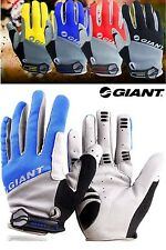 Guanti bici MTB Giant Cycling Gloves Sport Mountain bike silicone grip breathab