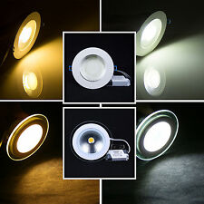 Energy Save 5W 10W 15W Round COB Ceiling Recessed Light Spot Down Light Lamp Kit