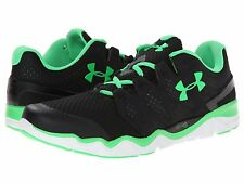 Under Armour UA Micro G Optimum Sneakers. Green Energy. US Sizes 10 M - 14 M