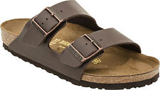 BIRKENSTOCK ARIZONA BROWN 51701 BRIKO FLOR