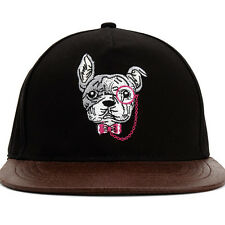 New Mens Hats Adorable Dog Adjustable Snapback Unisex Design Fashion Puppy Caps