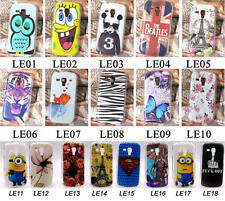 For Samsung Galaxy S Duos s7562 Duos 2 S7582 Trend Plus S7580 Hard Cover Case PC