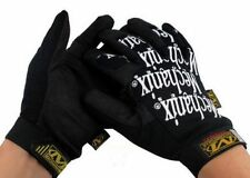 Mechanix Wear ORIGINAL Series Outdoor Working Glove BLACK CHOOSE SIZE
