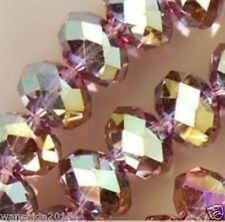 Wholesale Swarovski Crystal Gemstone Loose Beads Red wine +AB  A25