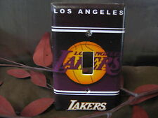 LA Lakers Light Switch Wall Plate Cover #1 - Outlet Double GFI Cable