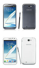 Unlocked 5.5 Inch Samsung Galaxy Note 2 3G Android GPS WIFI Smartphone 16GB  *