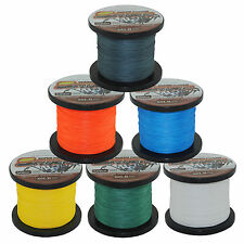 SuperPower 300M/500M Strong Spectra PE Dyneema Braided Fishing Line 12LB-80LB