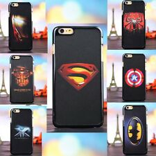 AA Hard Back Hero Mobile Phone Skin Case Cover For Apple iPhone 4s 5s 6 Plus
